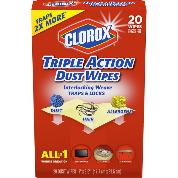Clorox Unscented Household Cleaners And Disinfectants