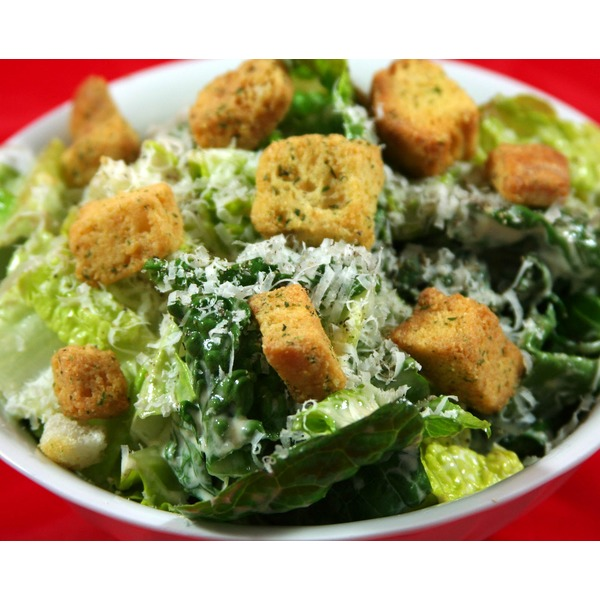 Central Market Caesar Salad Family Pack