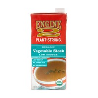 Engine 2 Low Salt Vegetable Stock