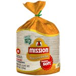 Mission® White Corn Tortillas 4.16 lb. Bag