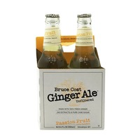 Bruce Cost Ginger Ale Unfiltered Passion Fruit