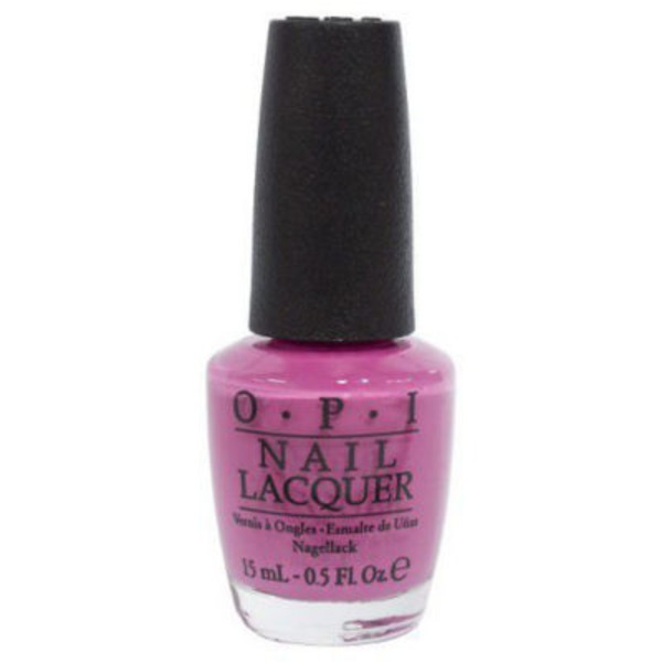 OPI Nail Lacquer -Cant Afjord Not To