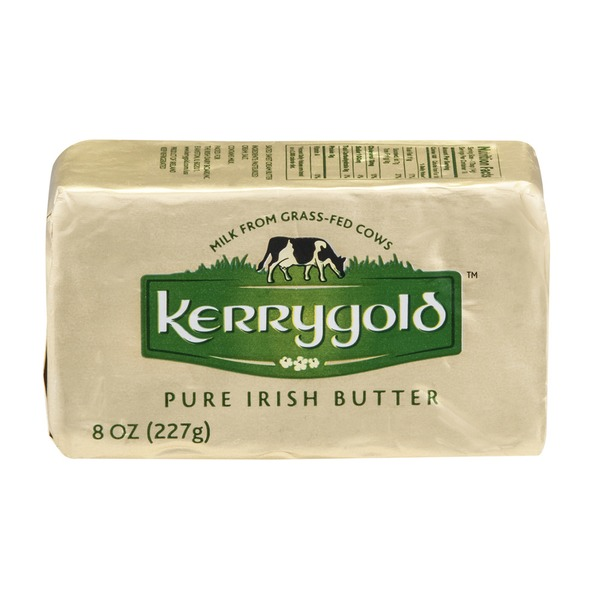 Kerrygold Pure Irish Butter, Salted
