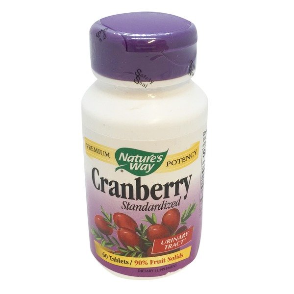 Nature's Way Cranberry Extract