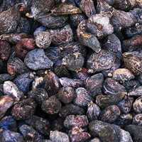 Bulk Commodity Organic Black Mission Figs