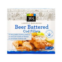 365 Beer Battered Cod Fillets
