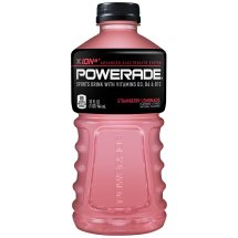 POWERADE Strawberry Lemonade Bottle, 32 fl oz