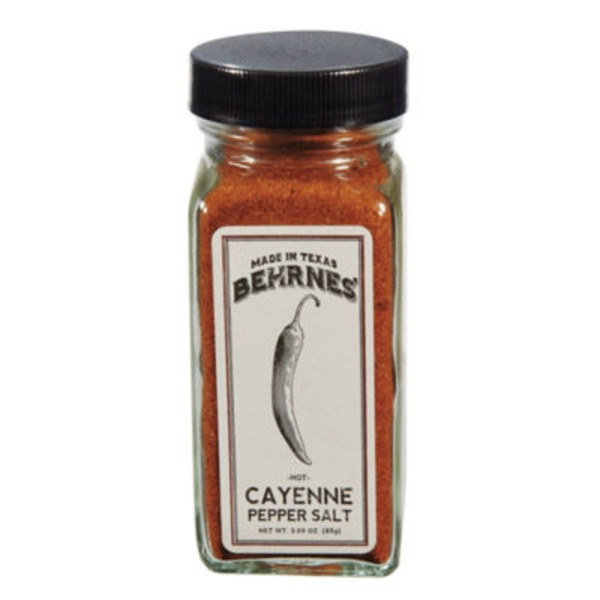 Behrnes' Cayenne Pepper Salt