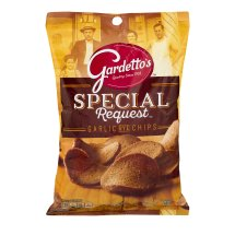 Gardetto's® Special Request Roasted Garlic Rye Chips 14 oz. Bag, 14.0 OZ