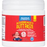 Boudreaux's® Butt Paste Maximum Strength Diaper Rash Ointment 14 oz. Tub