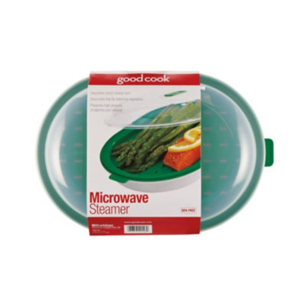 Good Cook Pro Microwave Steamer
