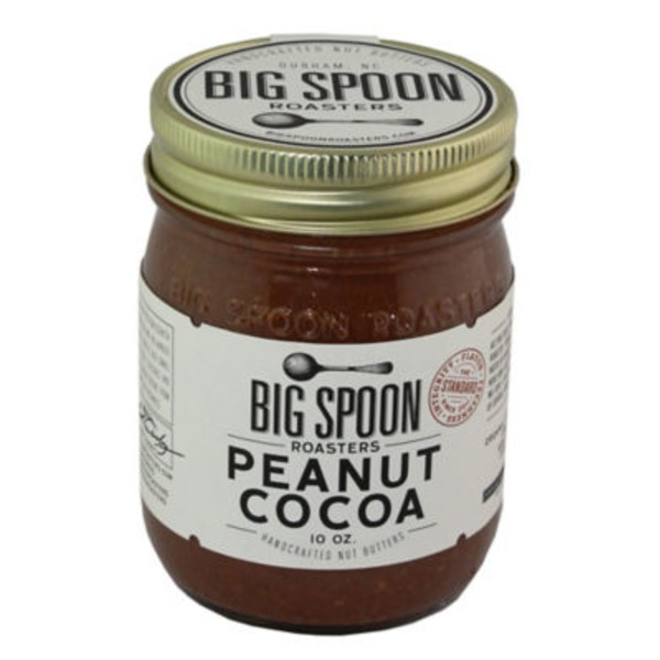 Big Spoon Roasters Peanut Cocoa Butter