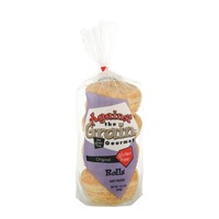 Against The Grain Gourmet Gourmet Rolls Gluten Free Original - 4 CT