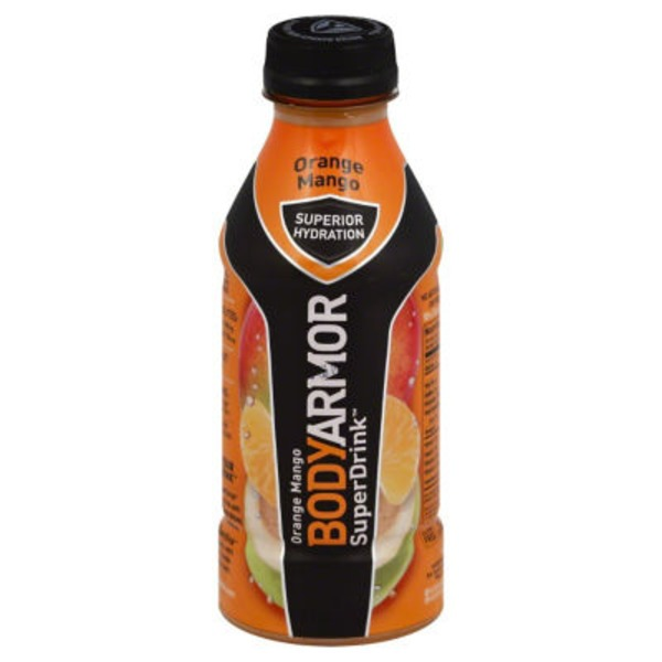 BodyArmor Orange Mango Super Drink