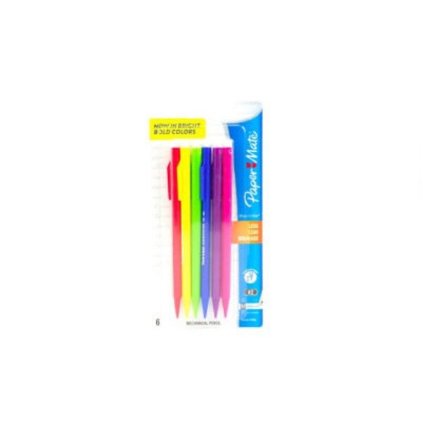 Paper Mate SharpWriter #2 Mechanical Pencil - 6 CT