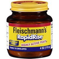 Fleischmann's Yeast RapidRise Highly Active Yeast