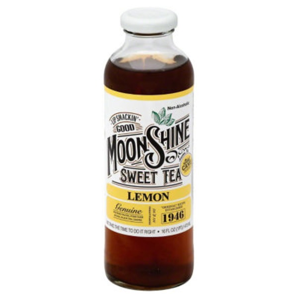Moonshine Lemon Sweet Tea
