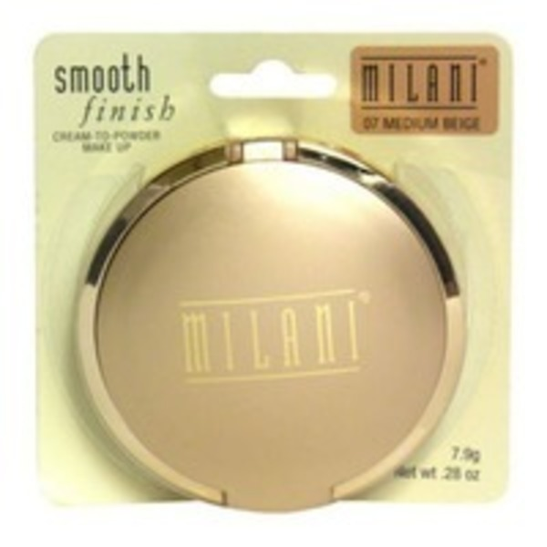 Milani Smooth Finish Cream-to-Powder Soft Beige