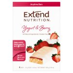 Extend Nutrition Yogurt & Berry Anytime Bars, 1.48 oz, 4 count