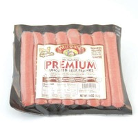 Wellshire Farms Uncured Beef Franks
