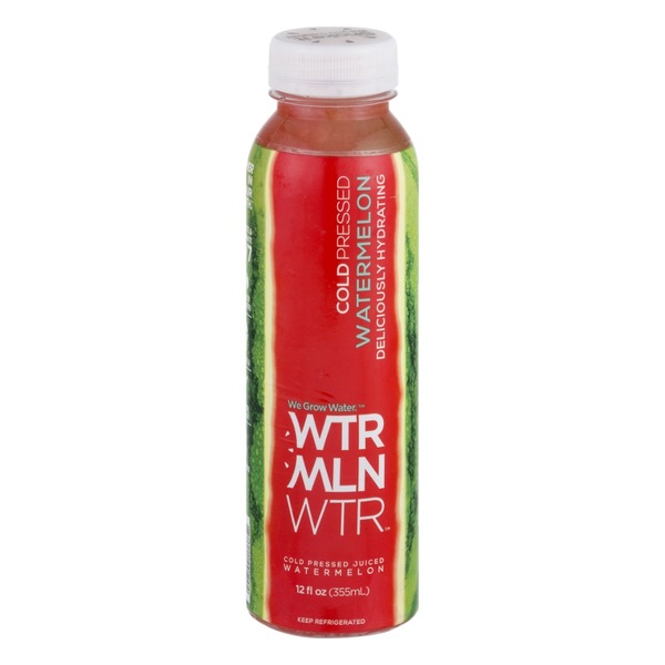 WTRMLN WTR. Cold-pressed, Deliciously Hydrating Watermelon Water