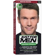 Just For Men Original Formula Men's Hair Color, Medium Brown, Shade H-35