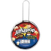 Jiffy Pop Butter Flavored Popcorn, 4.5 Oz.