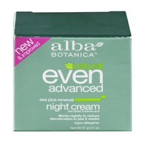 Alba Botanica Natural Even Advanced Night Cream