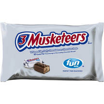 3 Musketeers Whipped Up Fluffy Chocolate