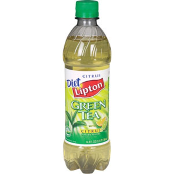 Lipton Iced Tea Diet Green Citrus Iced Tea