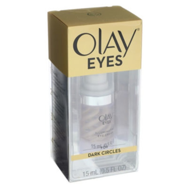 Olay Eyes Olay Eyes Illuminating Eye Cream for dark circles under eyes, 15 mL Female Skin Care