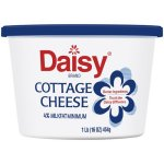 Daisy 4% Milkfat Minimum Small Curd Cottage Cheese, 16 oz