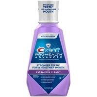 Crest Pro-Health Advanced Extra Deep Clean Anticavity Fluoride Mouthwash