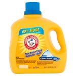Arm & Hammer Powerfully Clean Naturally Fresh Clean Burst Detergent, 107 loads, 160.5 fl oz