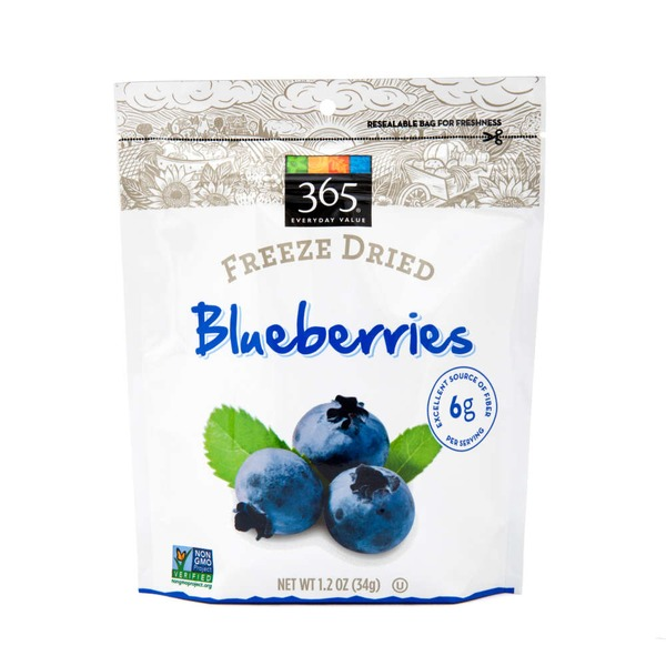 365 Freeze Dried Blueberries