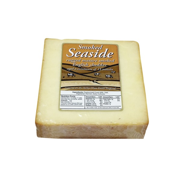 Ashley Chase Estate Smoked Seaside Cheddar