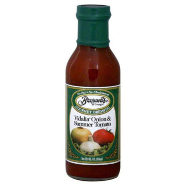 Braswell's of Georgia Gourmet Dressing Vidalia Onion & Summer Tomato