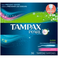 Tampax Pearl Super Scented Tampons