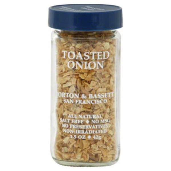 Morton & Bassett Spices Toasted Onion