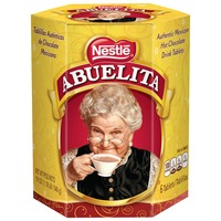 Abuelita Authentic Mexican Chocolate Drink Mix Tablets Chocolate Drink Mix