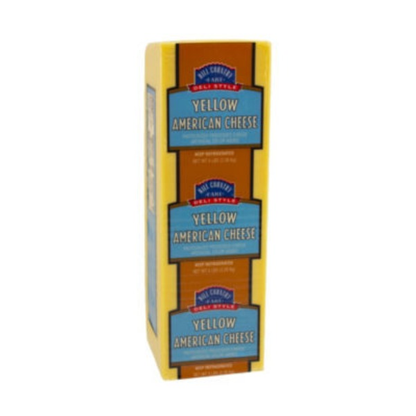 Hill Country Fare Yellow American Cheese