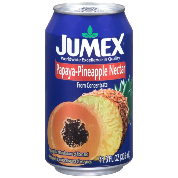 Jumex Papaya-Pineapple from Concentrate Nectar