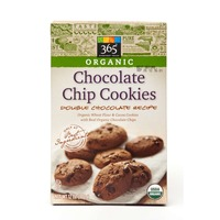 365 Double Chocolate Chip Cookies