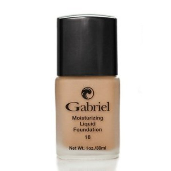 Gabriel Cosmetics Foundation Tawny Natural