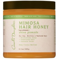 Carol's Daughter Hairdress Shine Pomade for Dry Brittle & Textured Hair Mimosa Hair Honey