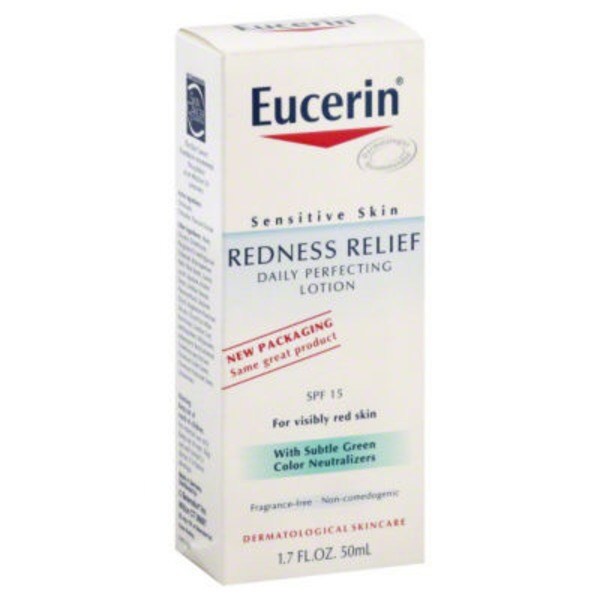 Eucerin Redness Relief Daily Perfecting SPF 15 Lotion