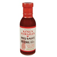 King's Hawaiian Original Sweet Pineapple BBQ Sauce