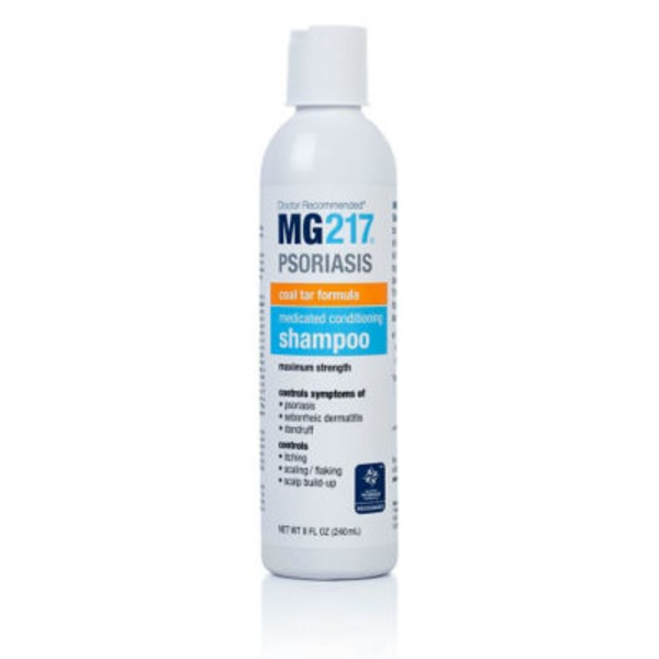 MG217 Shampoo, Medicated Tar, Extra Strength