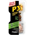 Oscar Mayer P3 Turkey Breast Marbled Colby & Monterey Jack Cheeses & Almonds Portable Protein Pack, 2 oz