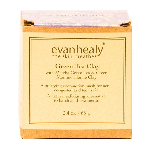 Evanhealy Green Tea Clay
